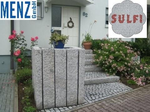 Palisaden Schwellen Sichtschutz Menz Naturbaustoffe In Wiesbaden
